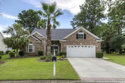 Murrells Inlet Single Family Home For Sale: 6345 Longwood Dr