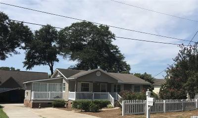 North Myrtle Beach Single Family Home For Sale: 1015 Phyllis St.