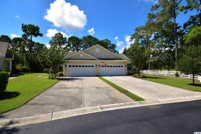 Pawleys Island Condo/Townhouse For Sale: 203-1 Knight Circle #203-1