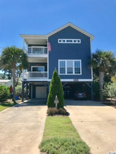 Murrells Inlet Single Family Home For Sale: 209a Woodland Dr.