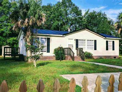 Loris SC Single Family Home For Sale: $94,900