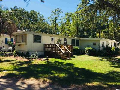 Murrells Inlet Single Family Home For Sale: 607 Live Oak Dr.