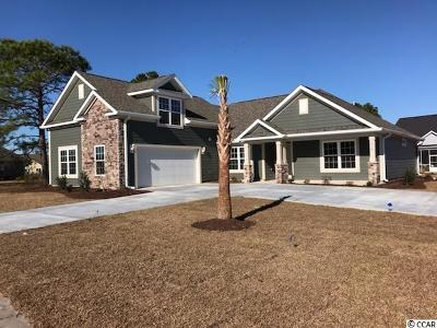 Myrtle Beach Single Family Home For Sale: 916 Desert Wheatgrass
