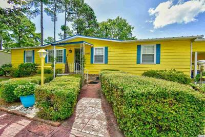 Murrells Inlet Single Family Home For Sale: 3263 Pecan Trail
