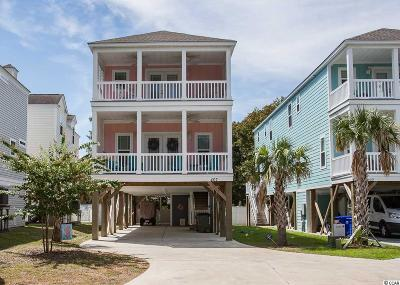 Surfside Beach Single Family Home For Sale: 407 5th Ave. N