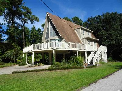 Pawleys Island Single Family Home For Sale: 360 Middleton Dr.