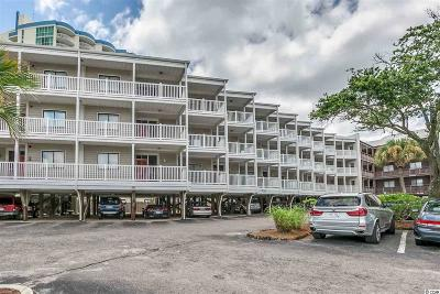 North Myrtle Beach Condo/Townhouse For Sale: 210 N Ocean Blvd #129 #129
