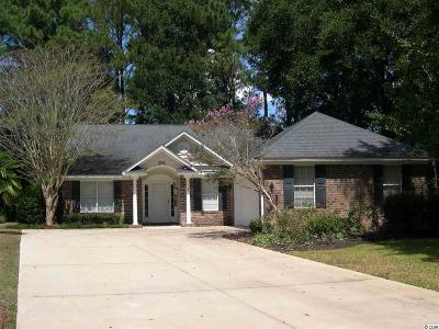 Pawleys Island Single Family Home Active-Hold-Don't Show: 225 Mackinley Circle