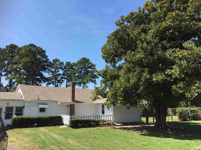 Darlington Single Family Home For Sale: 1653 Indian Branch Road
