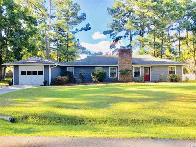 Myrtle Beach Single Family Home For Sale: 67 Plantation Rd