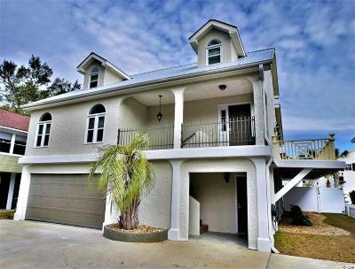 North Myrtle Beach Single Family Home For Sale: 510 N 20th Avenue