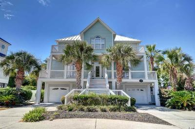 Pawleys Island Single Family Home Active-Hold-Don't Show: 96 Grackle Dr.