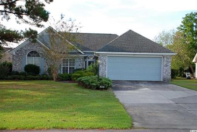 Little River Single Family Home For Sale: 509 Blythewood Walk