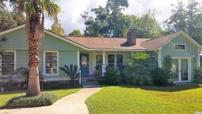 Pawleys Island Single Family Home For Sale: 176 Weston