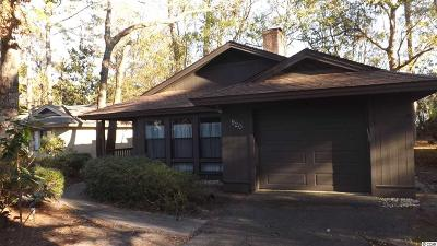 Myrtle Beach Single Family Home For Sale: 920 Briarwood Drive