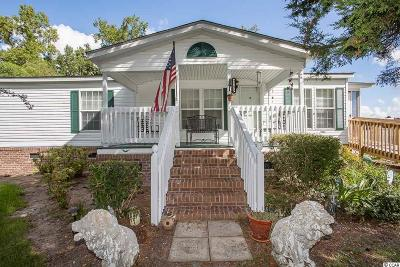 Tabor City Single Family Home Active-Pending Sale - Cash Ter: 2284 Howard Cox Rd.