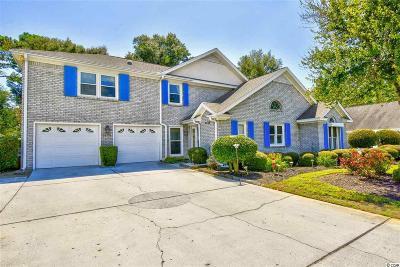 Myrtle Beach Single Family Home For Sale: 9728 Chestnut Ridge