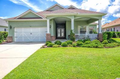 Murrells Inlet Single Family Home For Sale: 518 Inverrary St.