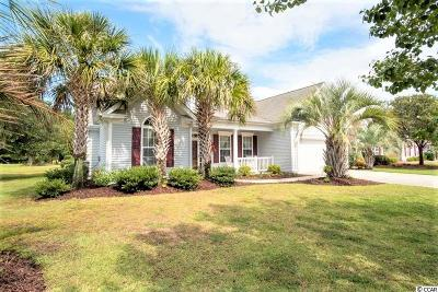 Murrells Inlet Single Family Home For Sale: 244 Pickering Drive