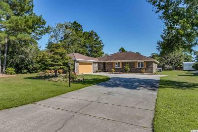 Conway Single Family Home For Sale: 125 Furman Cr.