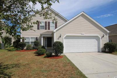 Myrtle Beach Single Family Home For Sale: 2221 Haystack Way