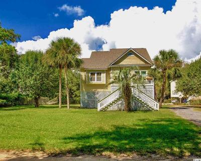 Pawleys Island Single Family Home For Sale: 108 Sea Level Loop