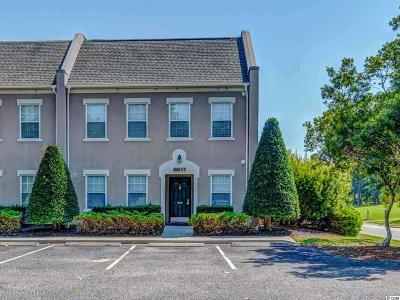 Myrtle Beach Condo/Townhouse For Sale: 4595 Girvan Dr #4595-F
