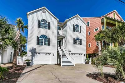 North Myrtle Beach Single Family Home For Sale: 312 Canal St.