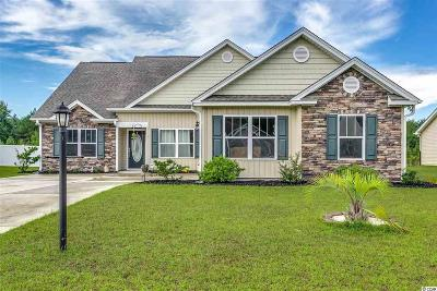 Myrtle Beach SC Single Family Home For Sale: $319,900