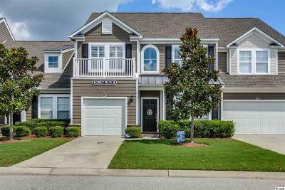 North Myrtle Beach Condo/Townhouse For Sale: 6014 Catalina Drive #803
