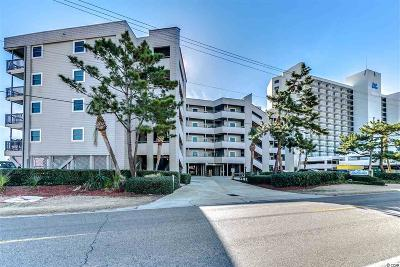 Garden City Beach Condo/Townhouse For Sale: 1310 N Waccamaw Dr. #402