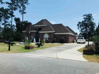 Conway Single Family Home For Sale: 111 Citadel Dr.