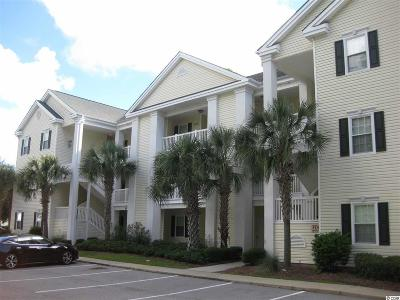 North Myrtle Beach Condo/Townhouse For Sale: 601 N Hillside Drive #4521