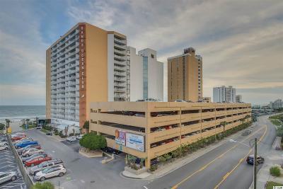 Myrtle Beach Condo/Townhouse For Sale: 9550 Shore Dr. #1627