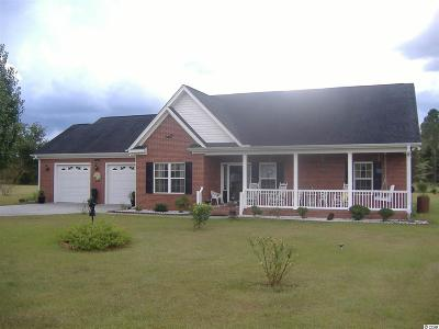 Loris SC Single Family Home For Sale: $265,900