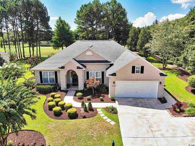 North Myrtle Beach Single Family Home For Sale: 5907 Long Creek Road
