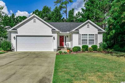 Murrells Inlet Single Family Home For Sale: 9653 Sullivan Drive