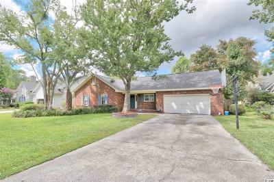 Myrtle Beach Single Family Home For Sale: 127 Ashton Circle