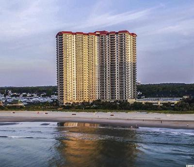 Myrtle Beach Condo/Townhouse For Sale: 8500 Margate Circle #1106