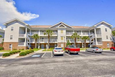 North Myrtle Beach Condo/Townhouse For Sale: 6015 Catalina Drive #532