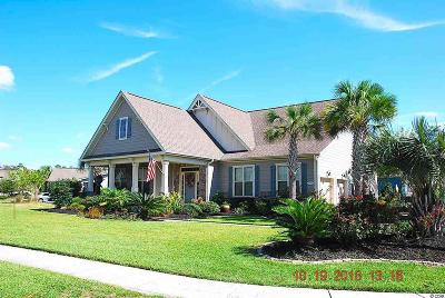 North Myrtle Beach Single Family Home For Sale: 1500 East Island Drive
