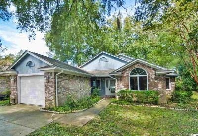 Murrells Inlet Single Family Home For Sale: 709 Mount Gilead Place Dr.