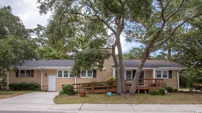 Myrtle Beach Single Family Home For Sale: 600 S 3rd Avenue