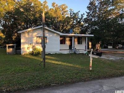 Horry County Single Family Home For Sale: 3118 S 1st Ave. S