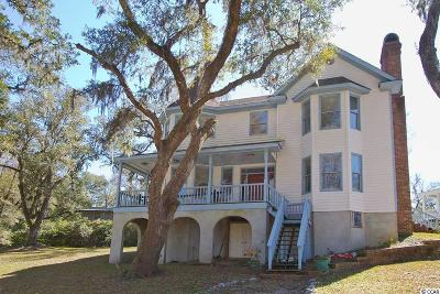Pawleys Island Single Family Home For Sale: 73 Fiddlers Green Lane