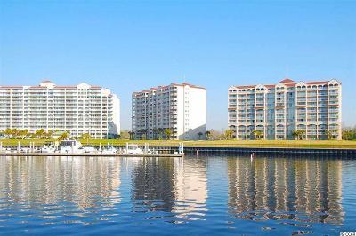 North Myrtle Beach Condo/Townhouse For Sale: 2151 Bridgeview Ct. #3-202
