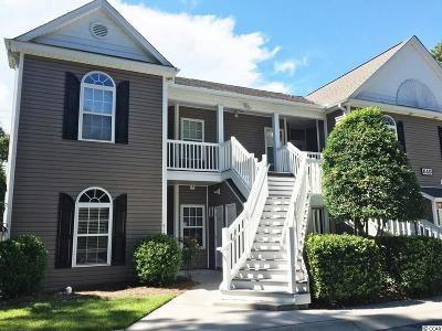 Pawleys Island Condo/Townhouse For Sale: 649 Algonquin Drive #1A