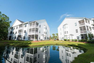 Surfside Beach Condo/Townhouse For Sale: 112 Birch N Coppice Dr. #6