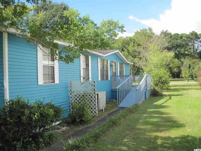 Murrells Inlet Single Family Home For Sale: 17 Crooked Island Circle