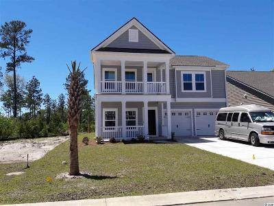 Myrtle Beach SC Single Family Home Active-Pend. Cntgt. On Financi: $318,125